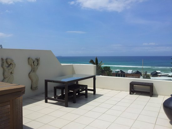 Paradiso Resort Kingscliff : Stunning views from the rooftop