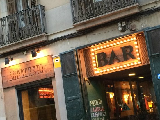 Shakerato Barcelona