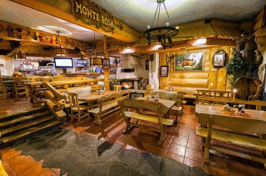 Restauracja Monte Rosa