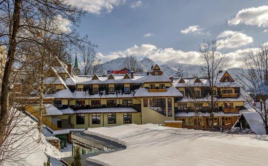 Willa Monte Rosa Hotel