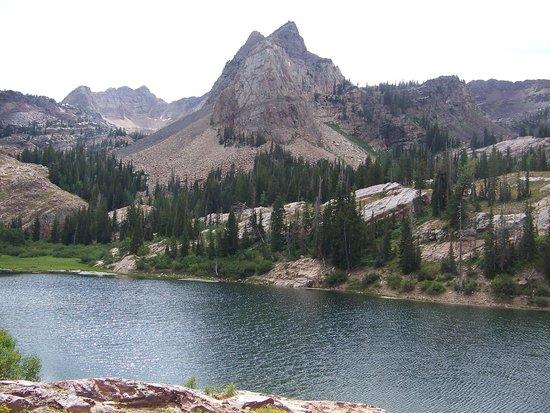 Lake  Blanche Trail