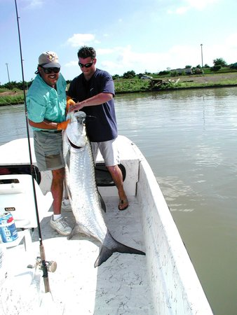 Puerto Rico Tarpon Connection
