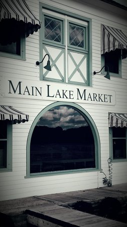 ‪Main Lake Market‬