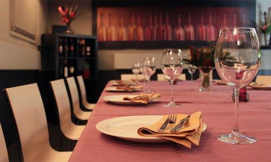 Restaurante Cabrils: salón privado