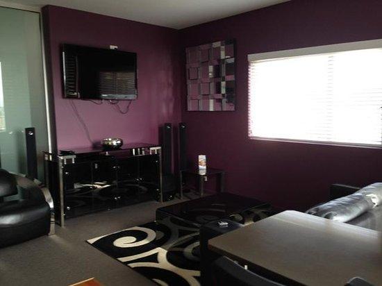 Chifley Apartments Newcastle: Penthouse Suite
