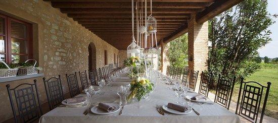 Corte Franca, Itália: I Porticati