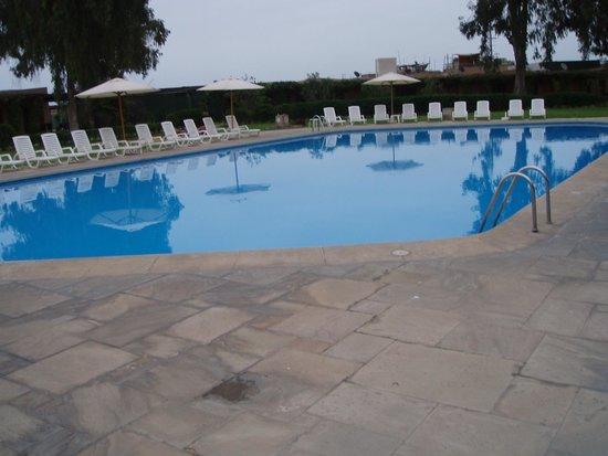 Casa Andina Standard Chincha: swimmingpoolen