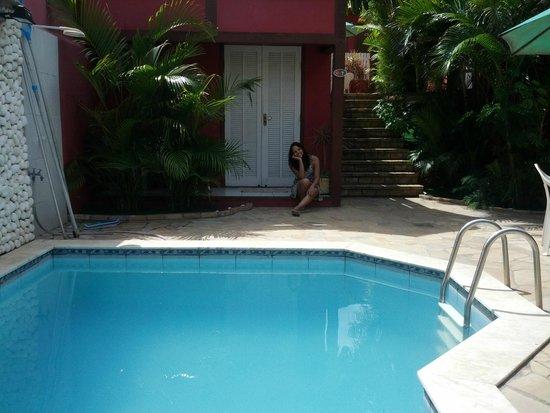 Meu Sonho: piscina