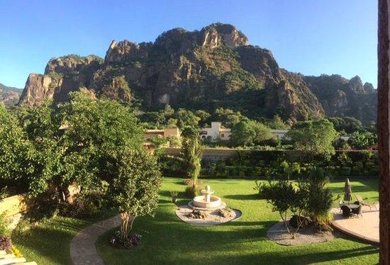 La Buena Vibra Retreat & Spa: Vista desde la habitación