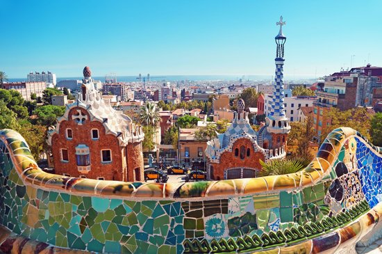Barcelona Day Tours: Park Guell