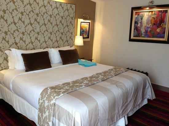 Hotel Cambon: Bedroom
