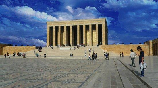 Ataturk Mausoleum (Anıtkabir)