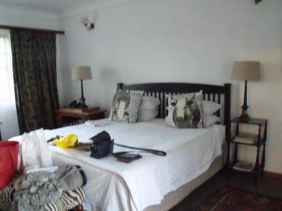 Buhala Lodge: Our room