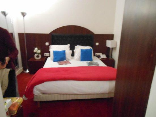 Hotel Regina Montmartre : Habitación