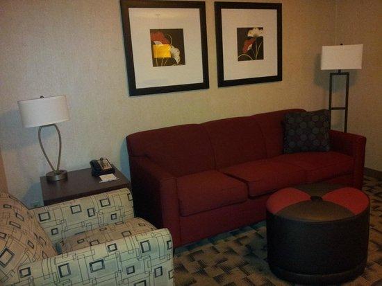 Embassy Suites by Hilton Buffalo: Quarto