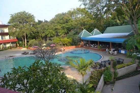 Pattaya Garden Hotel: Бассейн