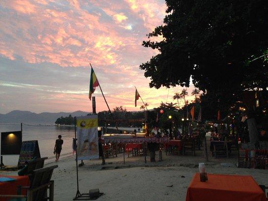 Chalala Samui Resort : Dinner at Chalala resturant