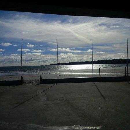 Atlantic Beach Club : Beach view