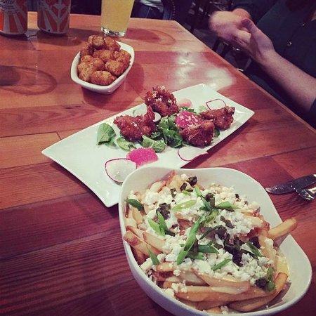 Photo of American Restaurant Two Bits at 1520 Demonbreun St, Nashville, TN 37203, United States