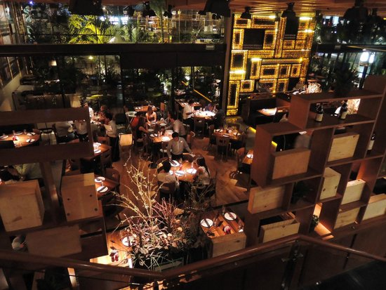 Bryan's: view from second level
