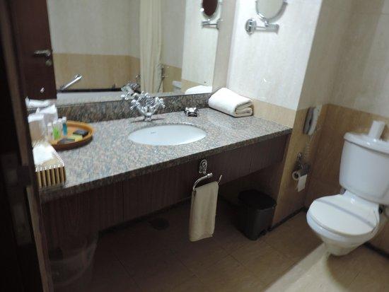 Salle de bains foto van desert tulip hotel resort jaisalmer tripadvisor - Fotos van salle d eau ...