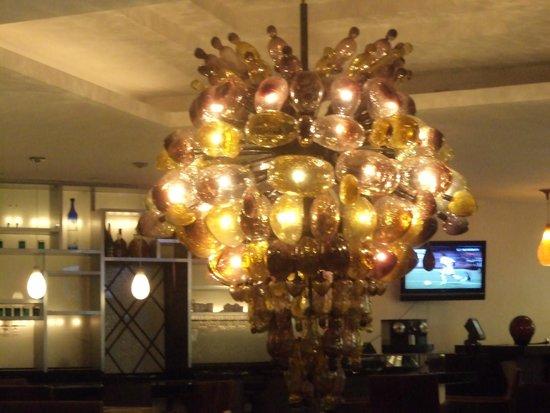 Marquis Reforma Hotel & Spa: lampara