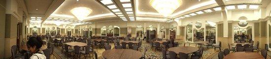 Marquis Reforma Hotel & Spa: salon