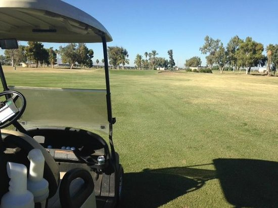 Goodyear, AZ: Tres Rios Golf Course