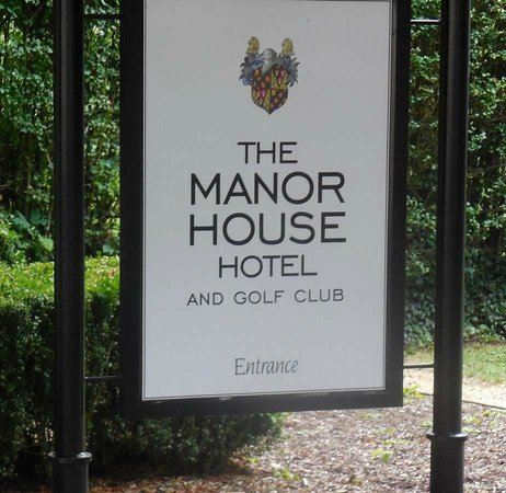 Sign Picture Of The Manor House Hotel And Golf Club