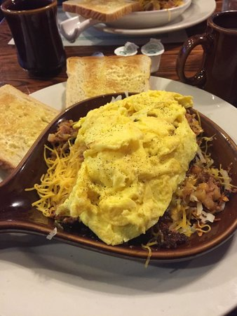 Elizabeth's Cafe : Irish skillet $5.95