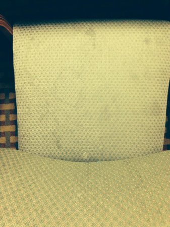 Best Western Bradbury Inn & Suites: Chair in our room