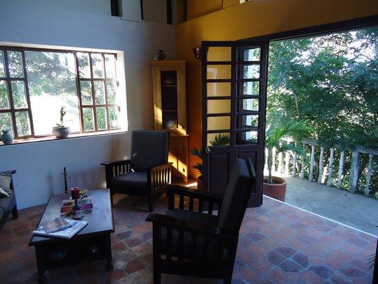 La Union, Ekuador: Living room