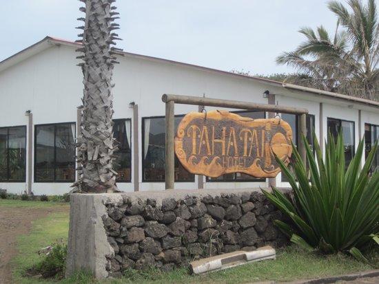 Taha Tai Hotel: de frente para o mar