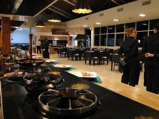 Cocina abierta 505 restaurante picture of cocina for Comedor 505 san pedro