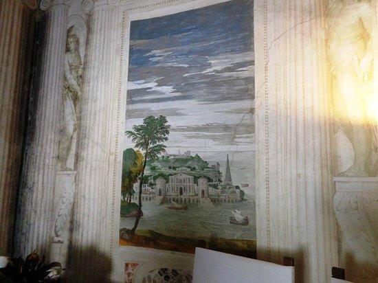 Villa Barbaro: Un paesaggio