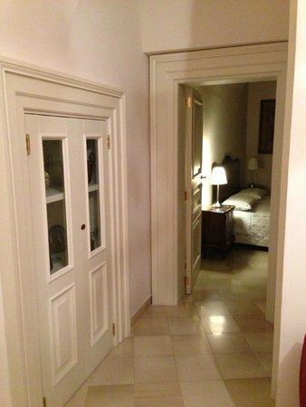 Palazzo Santorelli : La camera