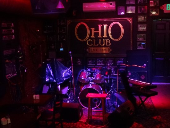 second floor dining and band area picture of ohio club hot rh tripadvisor co za