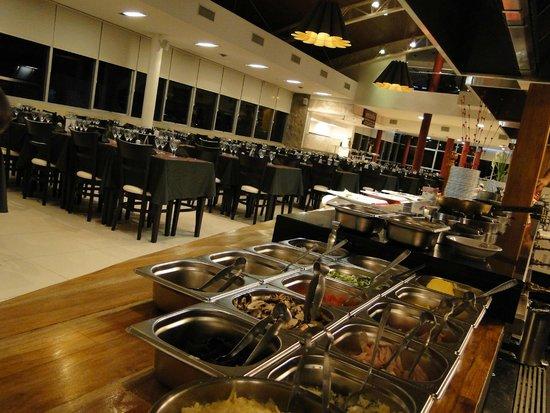 Festejando picture of cocina abierta 505 san pedro for Comedor 505 san pedro