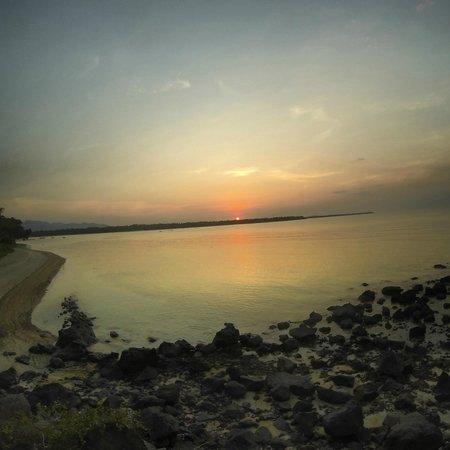 The Oberoi, Lombok: Sunset