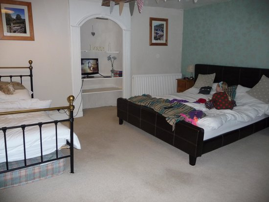 Holmedale Bed and Breakfast: St Oswold room