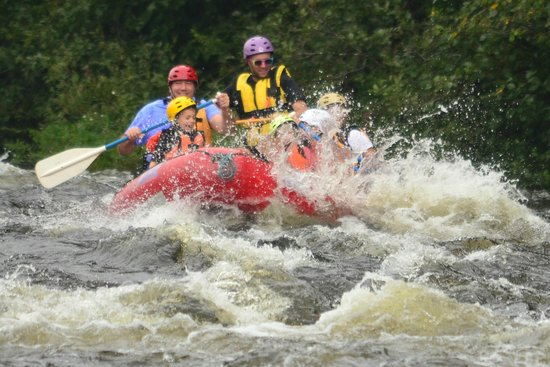 Mahoosuc Inn: Raft, ride and relax with Mahoosuc Outdoors, your 4-season playground!