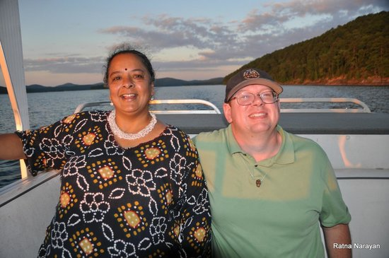 Hot Springs, AR: sunset boat tour Lake Ouachita