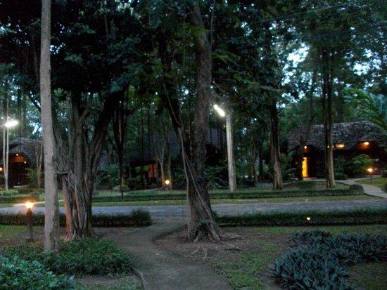 The Legacy River Kwai : maisonnettes