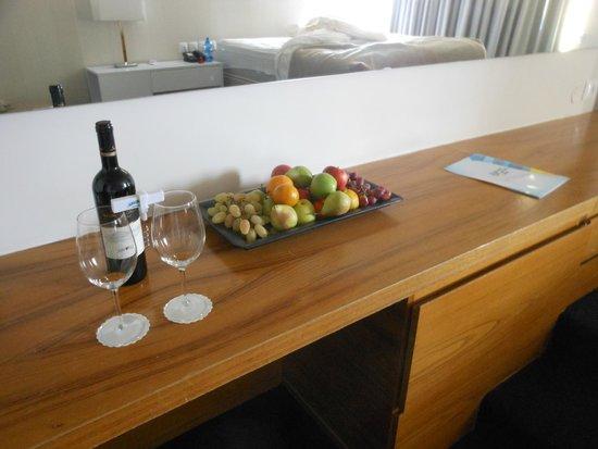 U Coral Beach Club Eilat: chambre