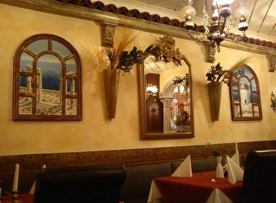 Restaurant Delphi: Interno del locale