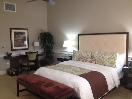 Fess Parker Wine Country Inn: spacious