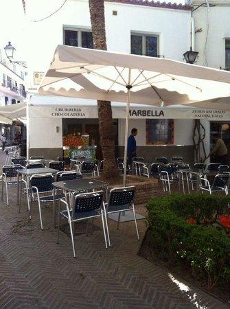 Churreria marbella  2