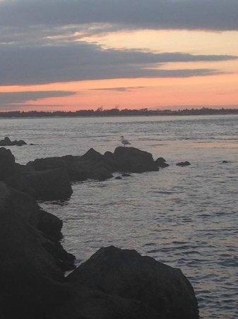 Barnegat Lighthouse State Park: Off Shore