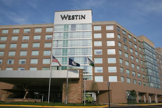 The Westin Washington Dulles Airport Front View Of Hotel