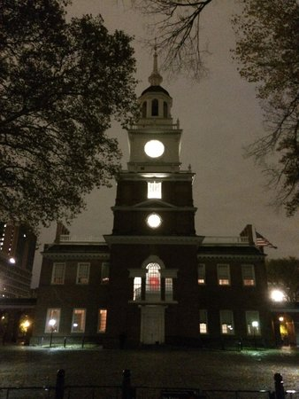 Spirits of '76 Ghost Tour of Philadelphia: Independence Hall